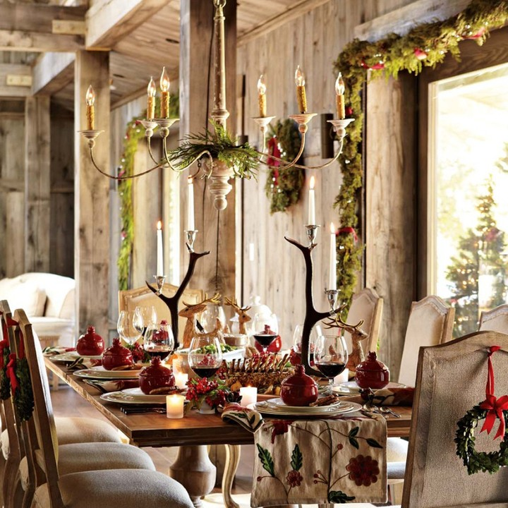 Williams-Sonoma Rustic Country Chandelier