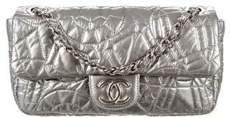 Chanel Graphic Edge Flap Bag