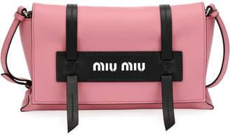 4c520775ad95 Miu Miu Black Flap Closure Bags For Women - ShopStyle Australia