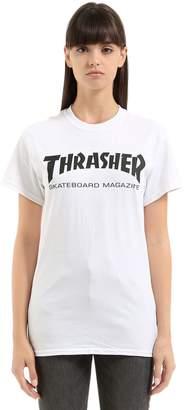 Skateboarding Magazine Jersey T-Shirt