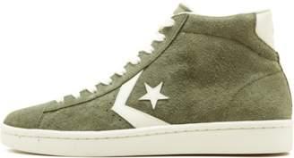 Converse Pro Leather MID Medium Olive/Egret