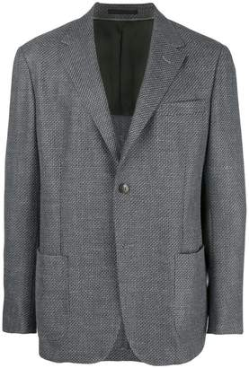 Ermenegildo Zegna textured blazer
