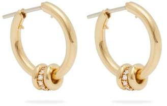 ara Spinelli Kilcollin Diamond & 18kt Gold Earrings - Womens - Gold