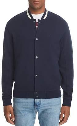 Barbour Stern Knit Bomber Jacket