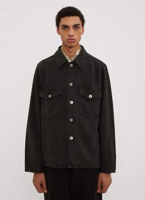Our Legacy Heavy De Con Jacket in Black