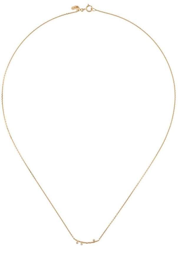 Maria Black Diamond Cut Ciara necklace