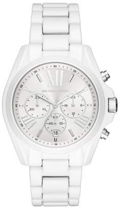 Michael Kors Bradshaw Chronograph Bracelet Watch, 42mm