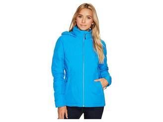 Spyder Syrround Hoodie Down Jacket Women's Coat