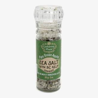 Gathering Place Sea Salt With Kelp Grinder
