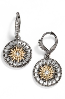 Women's Jenny Packham Light Up The Night Drop Earrings $48 thestylecure.com