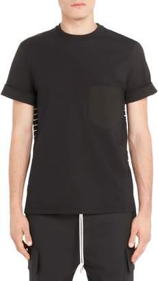 Neil Barrett Back Stripe T-Shirt
