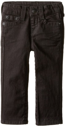 True Religion Kids Superfly Geno Single End Class Sulfur Black Stretch in Superfly Wash (Toddler/Little Kids) $79 thestylecure.com