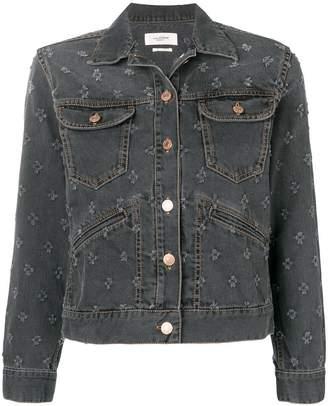 Etoile Isabel Marant cropped denim jacket