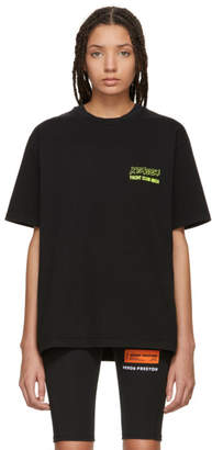 Misbhv Black Xtasea T-Shirt