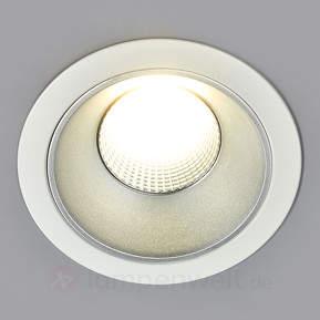 Jannis - LED-Einbaustrahler in Weiß