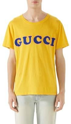 Gucci Vintage Wash Logo T-Shirt
