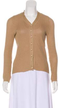 Marc Jacobs Lightweight Knit Cardigan