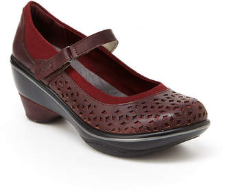 Jambu J Sport By Womens Alicante Mary Jane Shoes Hook and Loop Round Toe