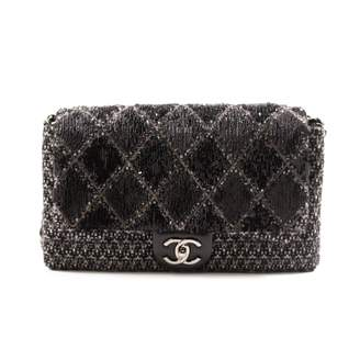 Chanel Timeless tweed handbag