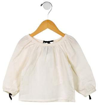 Factory Little Creative Girls' Sack Long Sleeve Blouse w/ Tags