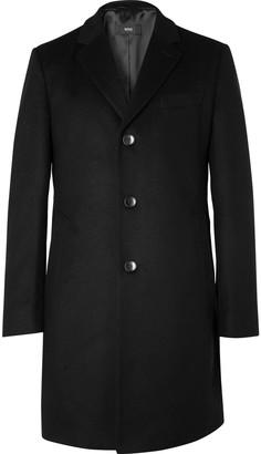 HUGO BOSS Wool And Cashmere-Blend Coat