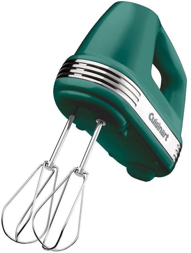 Cuisinart Hand Mixer in Dark Green