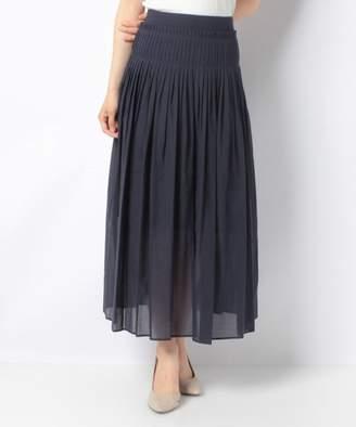 en recre (アン レクレ) - en recre 【Dsofa】コットンベースマキシスカート