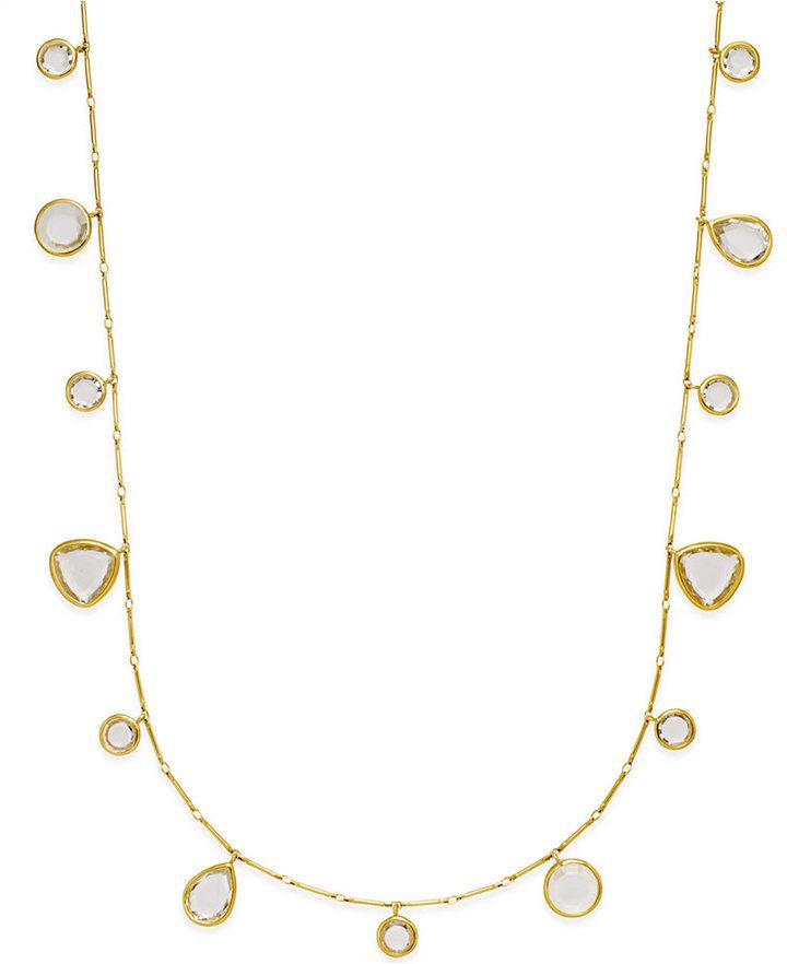 Kate Spadekate spade new york Gold-Tone Long Wrap Necklace