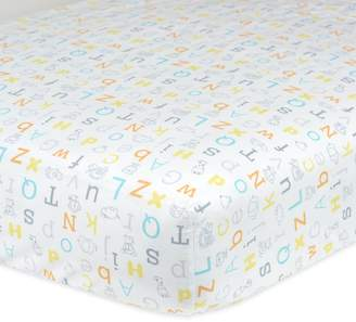 Gerber 100% Cotton Fitted Crib Sheet