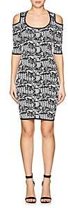 Ali & Jay WOMEN'S COMPACT KNIT COLD-SHOULDER DRESS SIZE XS