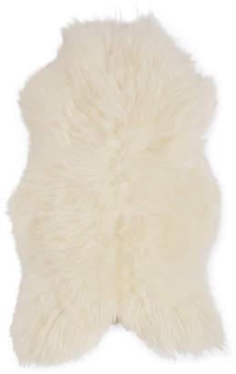 Design Within Reach Icelandic Sheepskin Throw, White