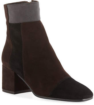 Aquatalia Calissa Dress Suede Booties