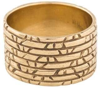 Me & Ro Me&Ro 10K Bamboo Ring
