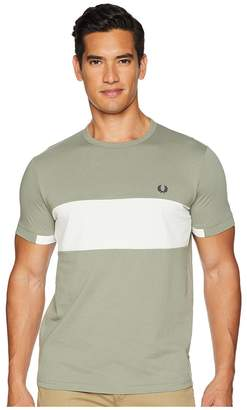 Fred Perry Chest Panel T-Shirt Men's T Shirt