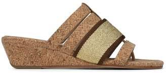 Donald J Pliner DARA, Cork Wedge Sandal
