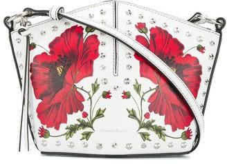 Alexander McQueen Leather Mini Bucket Bag