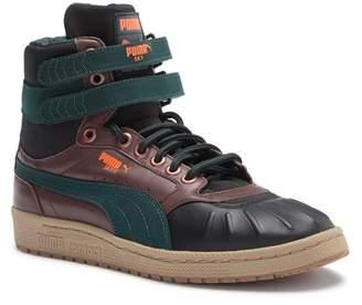 Puma Sky II Hi Duck Winter Leather Sneaker