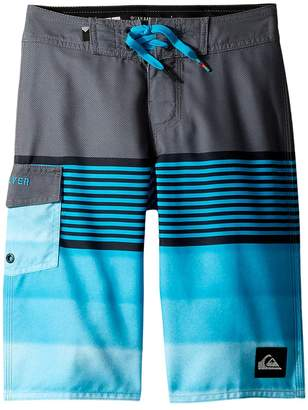 Quiksilver Division Solid Boardshorts Boy's Swimwear