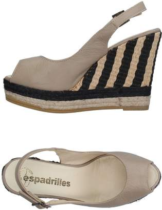 Espadrilles Sandals - Item 11275592AA
