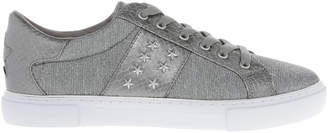 GUESS Gamer Pewter/Silver Sneaker