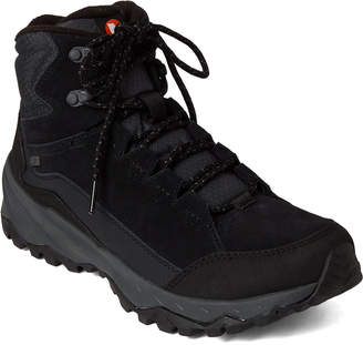 Merrell Black Icepack Mid Polar Cold Weather Hiker Boots