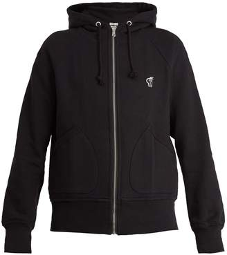 Junya Watanabe X Merz b. Schwanen cotton hooded sweatshirt