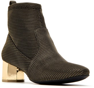 Katy Perry Block Heeled Ankle Boots - The Daina