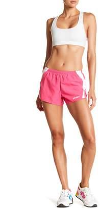 Asics Squad Split Seam Shorts