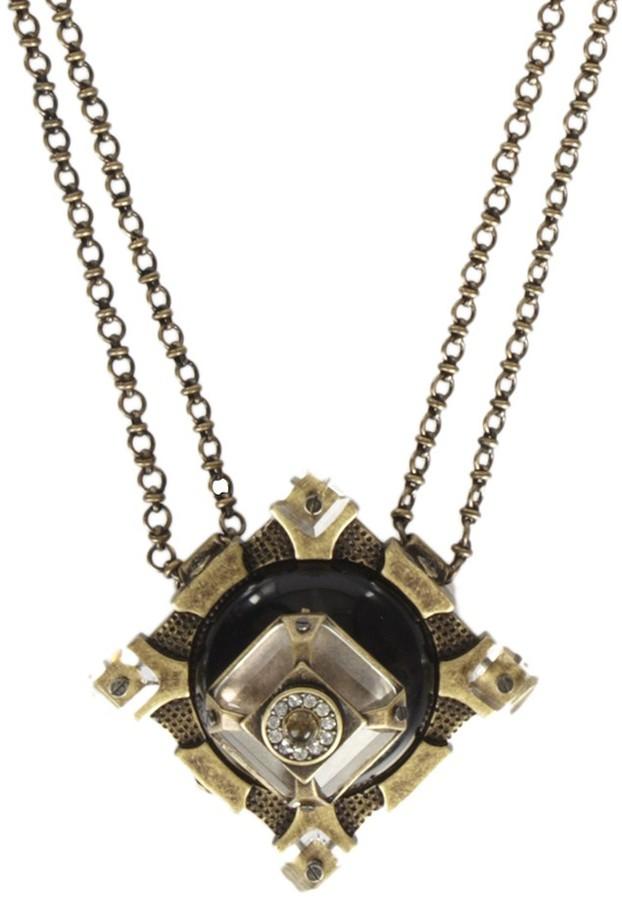 Veneza Pendant Necklace