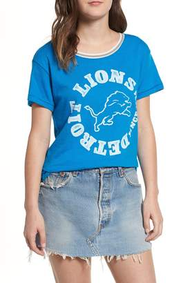Junk Food Clothing NFL Lions Kick Off Tee