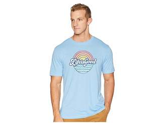 Life is Good Sunny Waves Cool T-Shirt