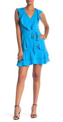 Rachel Roy Felicia Tiered Ruffle Dress