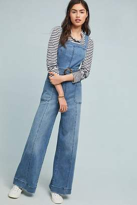 2fedabc2b412 Pilcro And The Letterpress Pilcro Belted Denim Jumpsuit