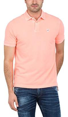 Replay Men's M3537 .000.22450m Polo Shirt (Yellow Fluo 147)